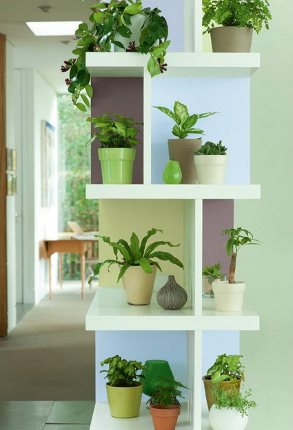 How To Using Plants Decorating Ideas For Interiors 2
