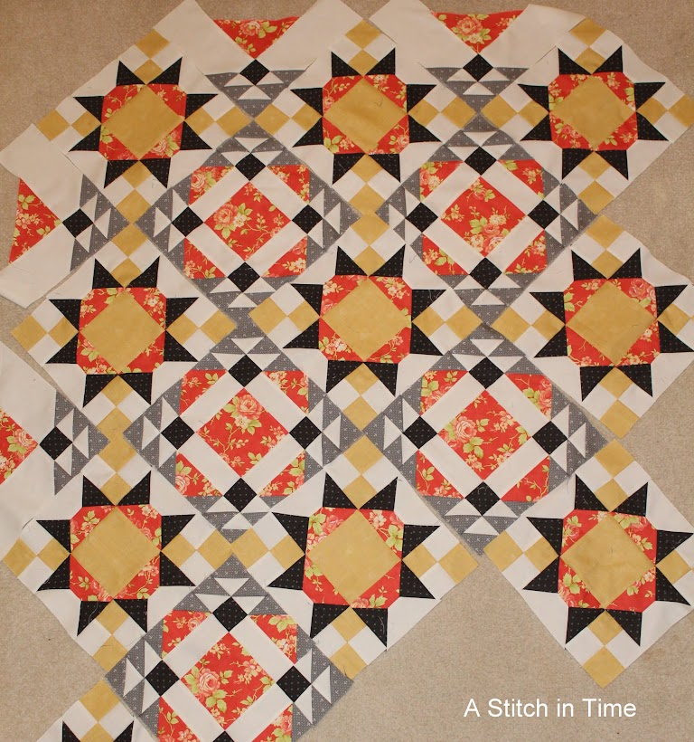 mystery BOM quilt