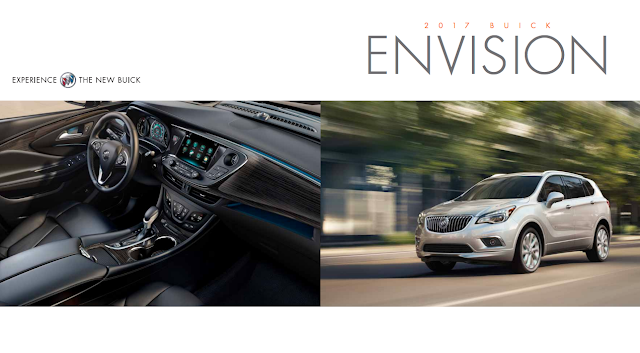 Downloadable 2017 Buick Envision Brochure
