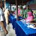 Koramil dan Polsek Kawunganten Gelar Bazar Beras Murah
