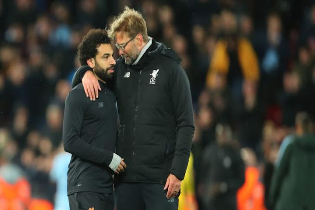 Klopp: No one doubts about Salah. His stability and the confusion of Firmino gave us a great goal