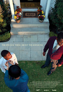 The Strange Thing About the Johnsons Poster