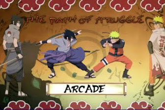 Download Game Android Naruto Senki Mod Full path of Strunggle Android Apk