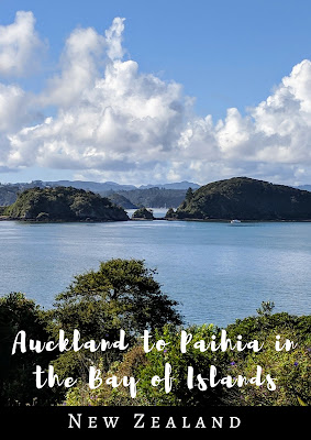 Auckland to Paihia Town by Car: Things to do in The Bay of Islands New Zealand