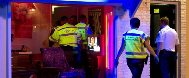 in Netherlands Prostitute
