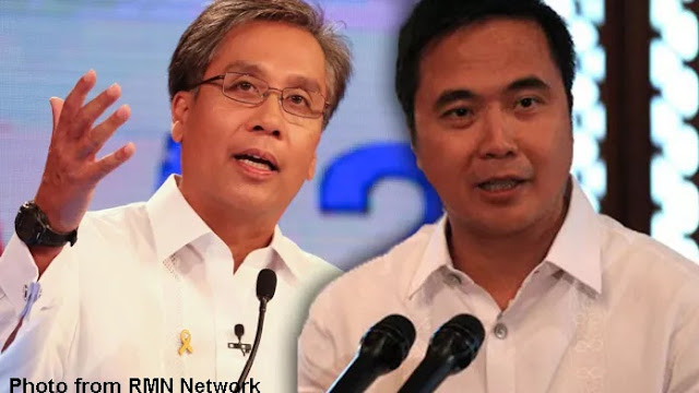 "Ex Press Secretary Rigoberto Tiglao ""THROW MAR ROXAS AND EMIIO ABAYA IN JAIL"""