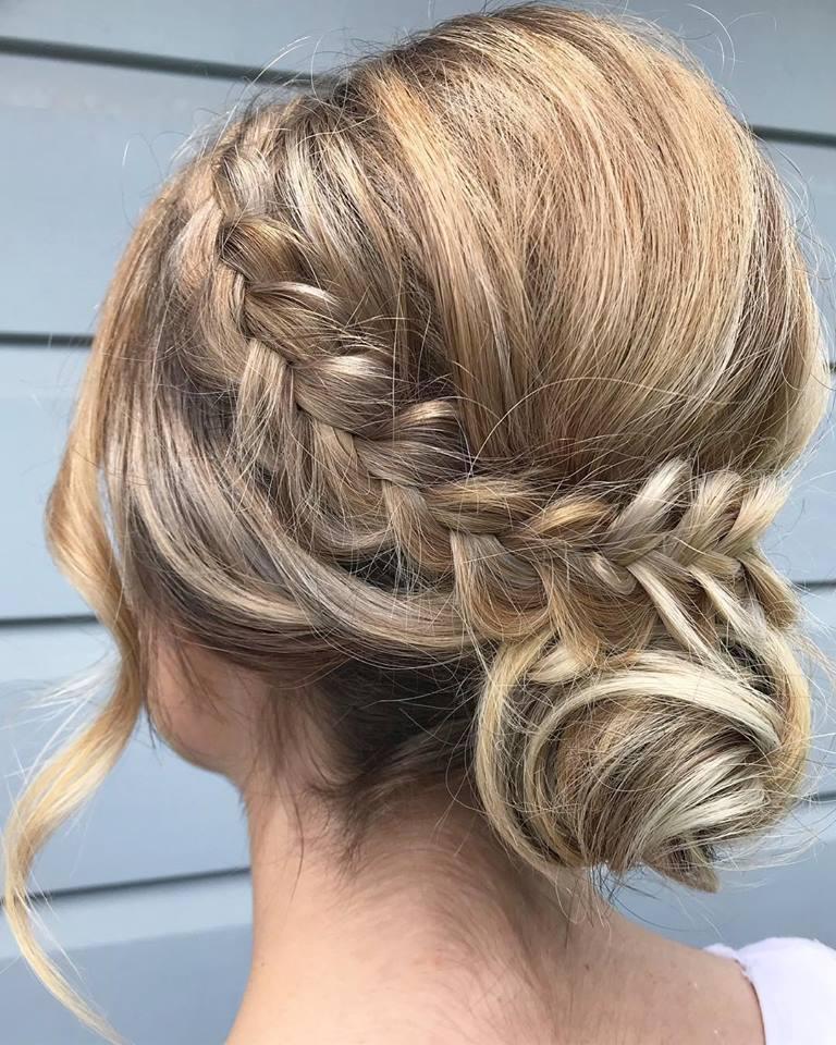 brisbane bridal hairstylist wedding hair bridal stylist