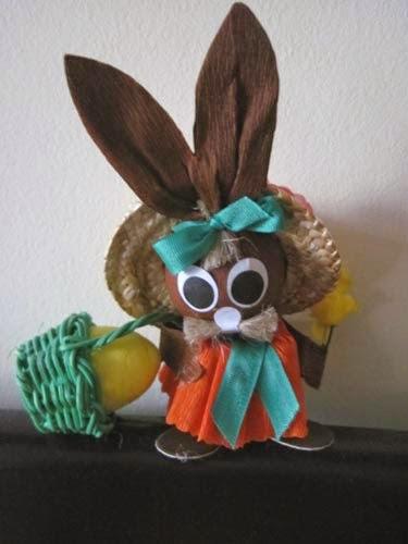 Teuscher Truffle Bunny.