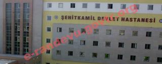 sehitkamil devlet hastanesi