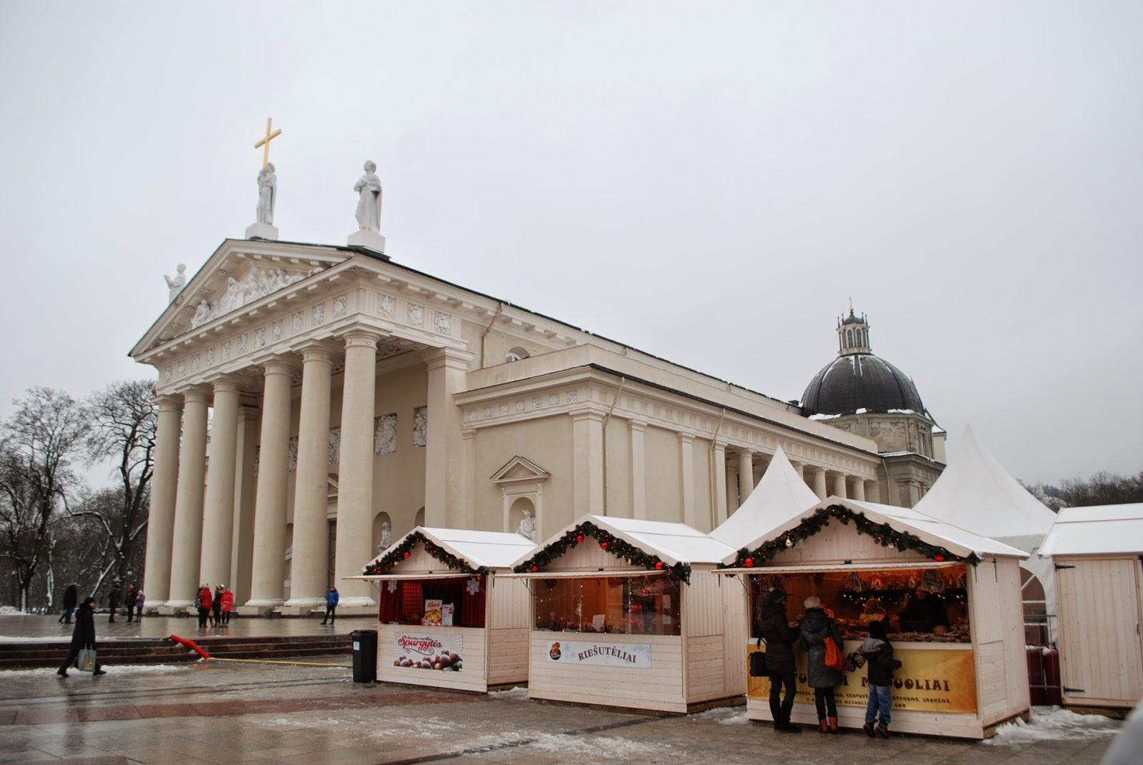 Кафедральный собор св. Станислава.