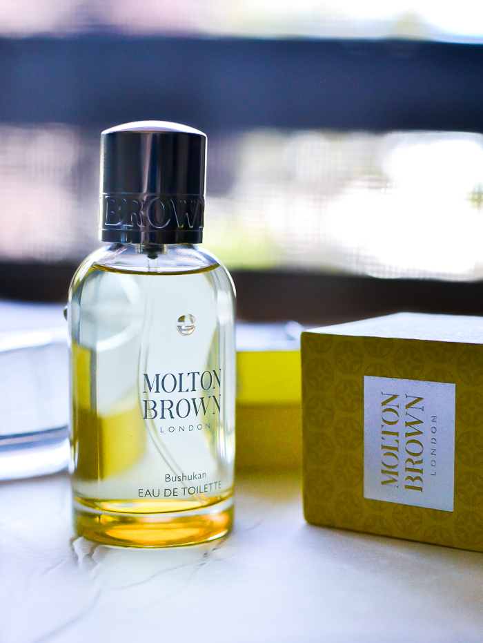 Perfume Review - Molton Brown Fragrances - Bushuka Eau de Toilette