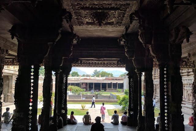 Kayana Mantapa, Jalakandeshwara temple