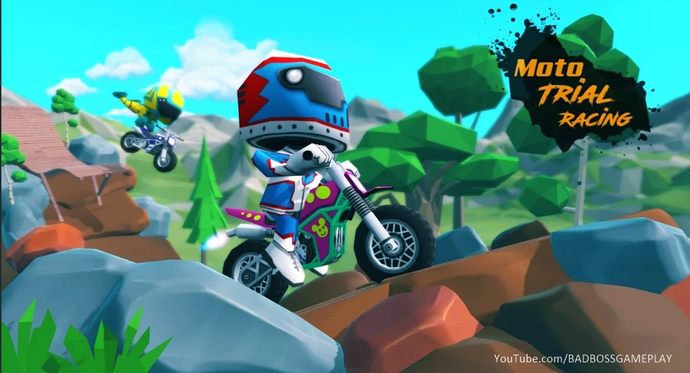 Moto Trial Racing - Android Game - Badbossgameplay