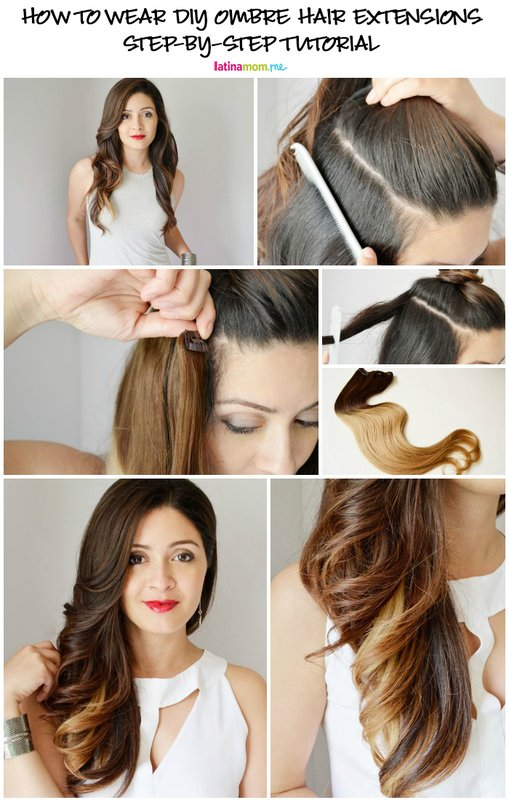 Divide The Top Part Of Your Hair And Safe It With A Clip Put Conservatory There On One Or In Both Sides As You Like
