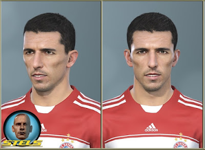 PES 2019 Faces Roy Makaay By Stels
