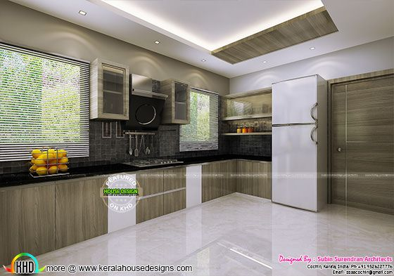 Kitchen trend in Kerala 2017