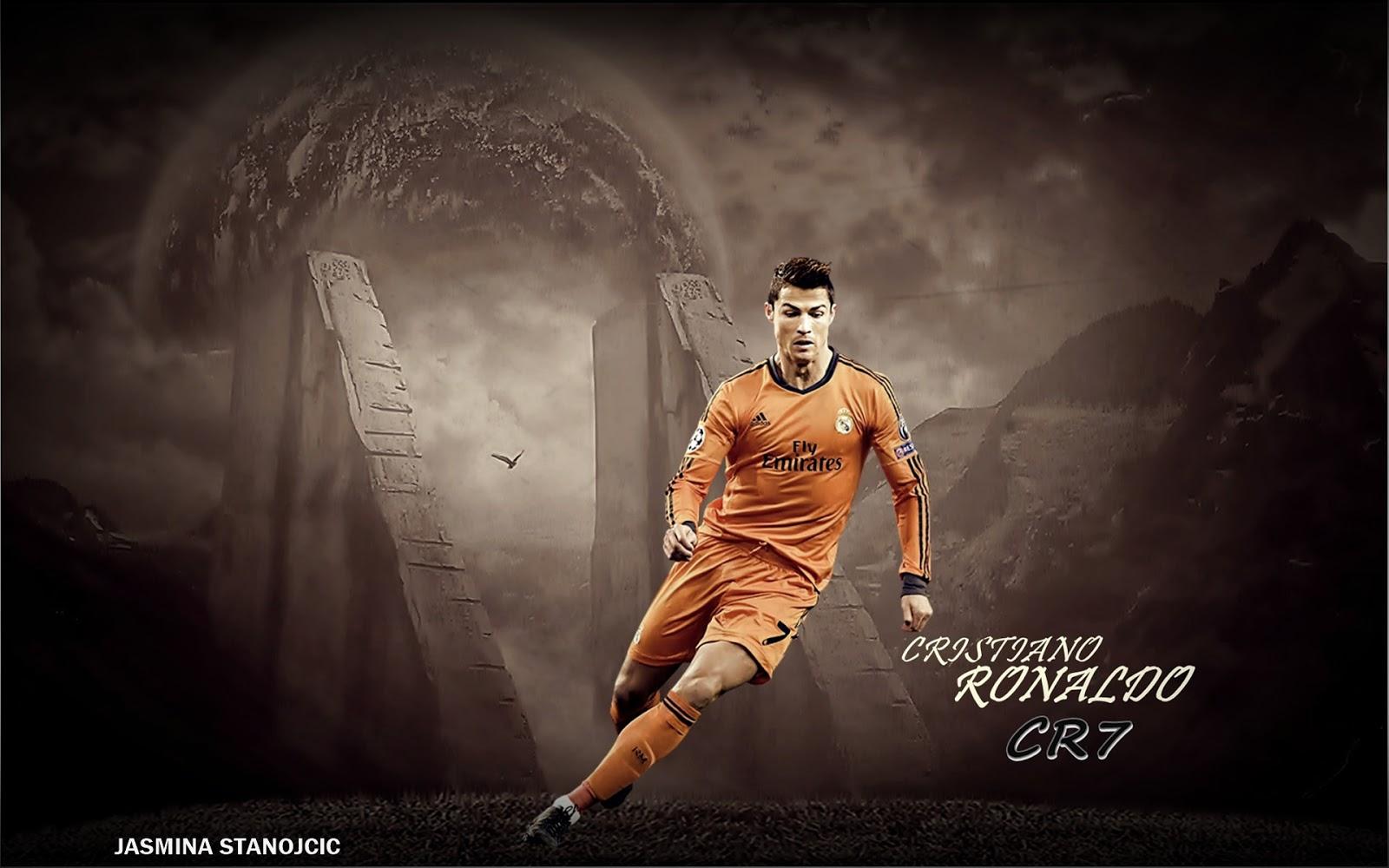 Futbol Unidos: Cristiano Ronaldo Wallpapers 2015, Real
