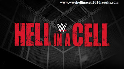 Hell in a Cell 2016 Results
