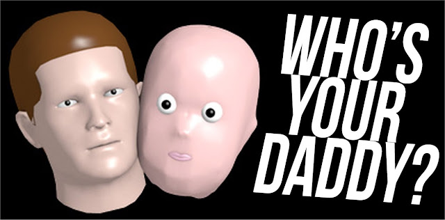 Who's Your Daddy? Logo