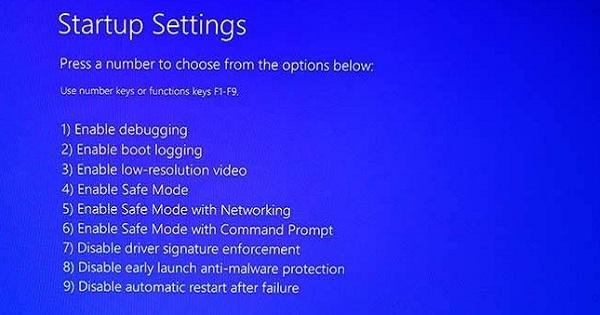 Cara Nonaktifkan Driver Signature Enforcement Pada Semua Windows