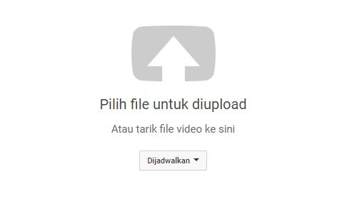 Video Dijadwalkan