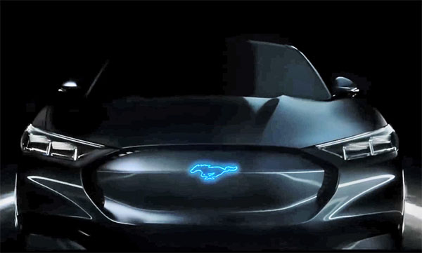 2021 Ford Mustang Hybrid