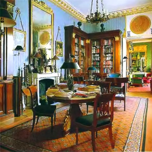 Decor Inspiration  Victorian Apartment Interior Design in France  Cool Chic Style Fashion