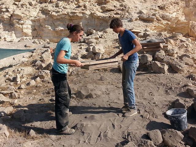 1,500 year old livestock stable found in Israel