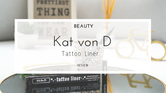Beauty | Review of Tattoo Liner by Kat von D in Trooper.