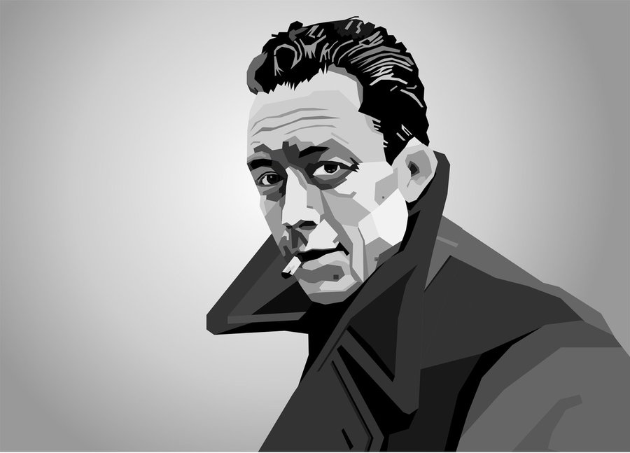 the world in the eyes of albert camus Albert camus camus: between yes & no ray boisvert tells us about camus' essential ambivalence towards the world if ever there were a poster child for french meritocracy, it would be albert camus.