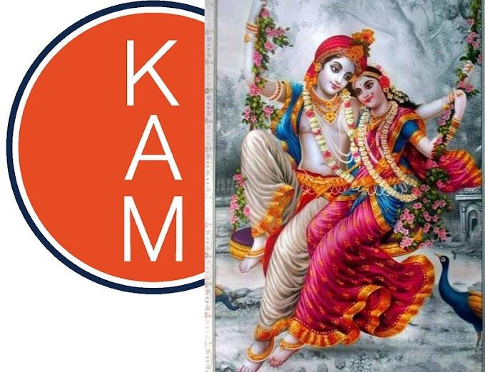 University of Illinois Museum showcases Radha-Krishna