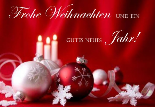 German Christmas Greetings