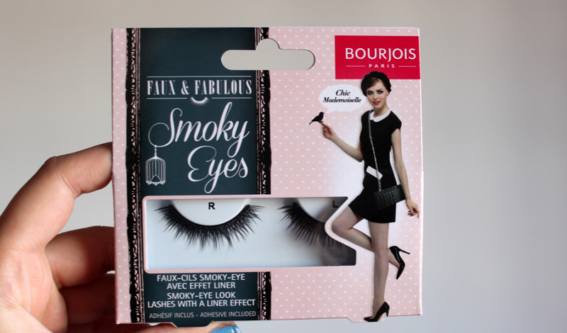 05a9fcdbafb Bourjois is launching a range of new false lashes (which I will be showing  you over the next few weeks) and I chose the Smoky Eye ones as I felt they  were ...