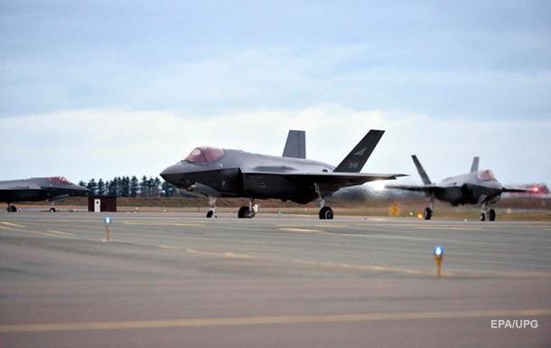 Конгрес США заморозив поставки Туреччини F-35