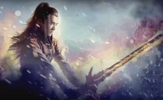 2014 c-drama Li Yi Feng Sword of Legends