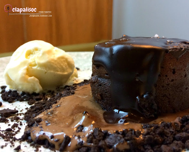 Chocohoe from Sunnies Cafe