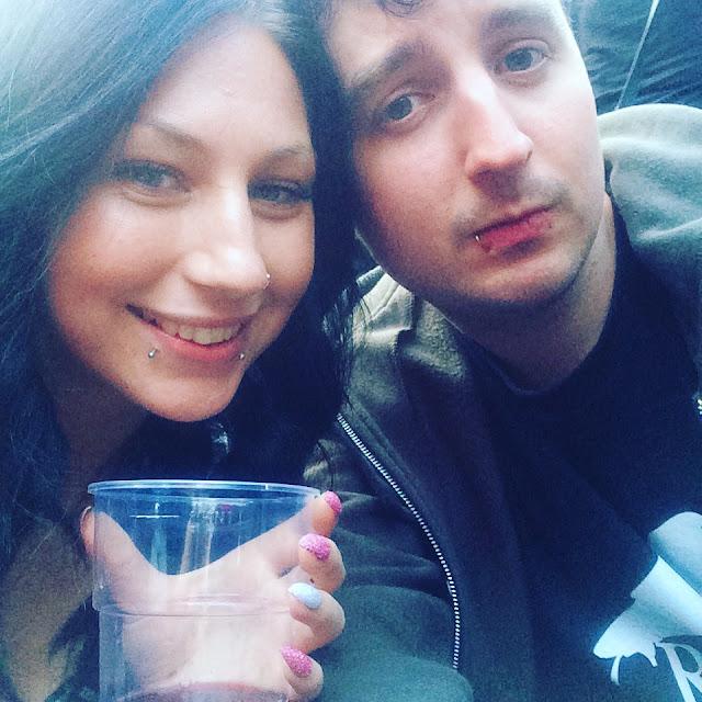 Selfie Photo of Ofaglasgowgirl and Bag man, Ross