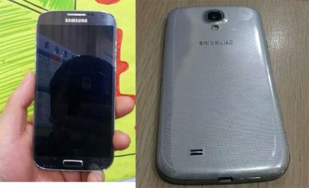 photos of the Samsung Galaxy S IV