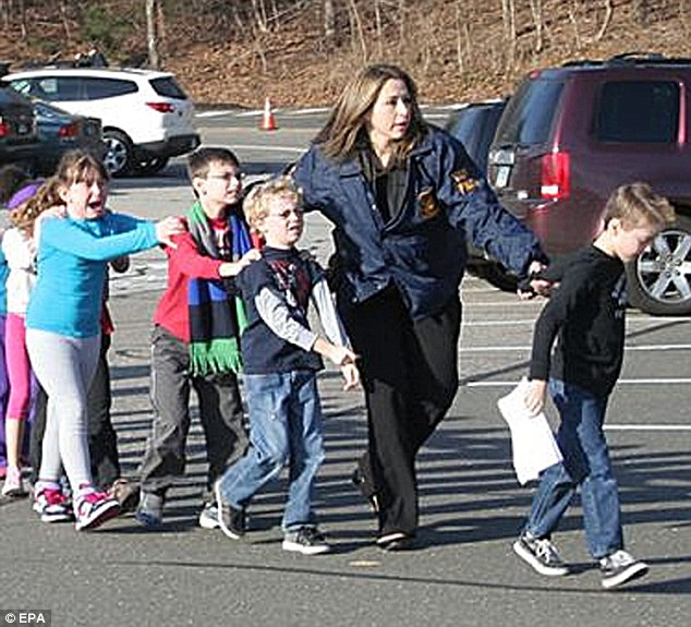 Sandy Hook Shooting: Istoria Ministries Blog: Gun Control And The Tragedy At