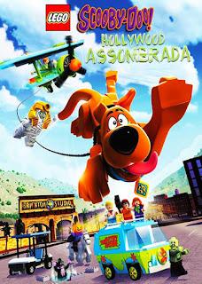 LEGO Scooby-Doo!: Hollywood Assombrada - BDRip Dual Áudio