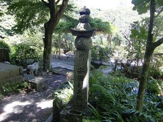 鎌倉:瑞泉寺の安国利生塔