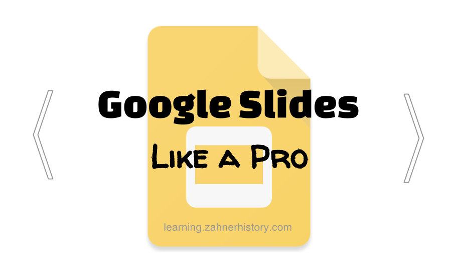 learning blog 10 ways to use google slides like a pro