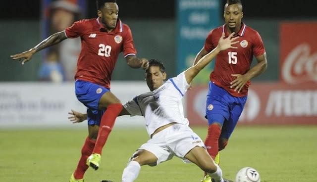 Costa Rica vs Nicaragua en vivo