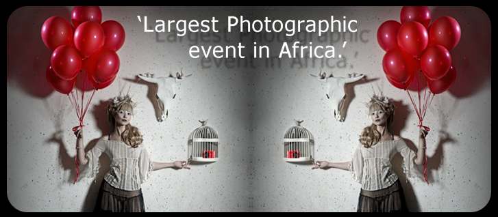 PHOTO & FILM EXPO - Coca-Cola Dome Johannesburg 30 Oct - 2 Nov 2014