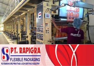 Info Lowongan Kerja Cikarang Bekasi PT. RAPIGRA Terbaru 2017
