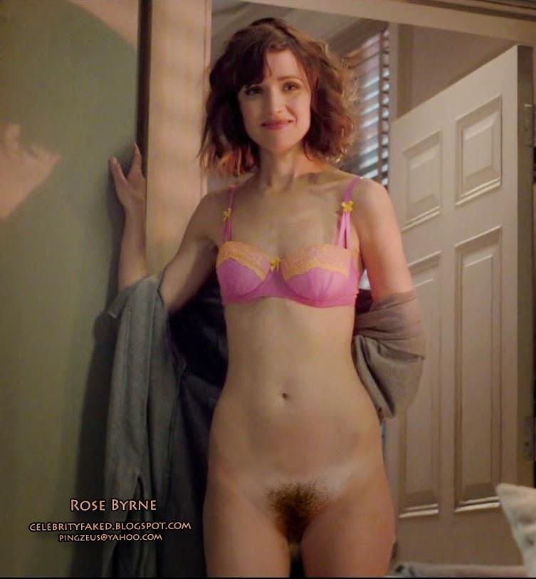 Rose Byrne Nude