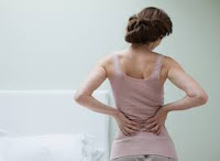 suffering from lower back pain