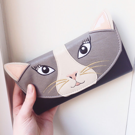 The Purrfect Purse