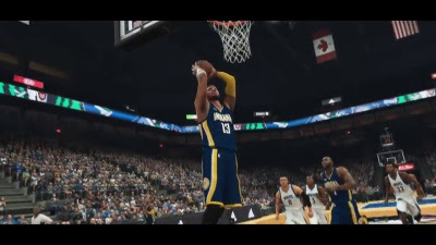 NBA 2K17 (Game) - 'Friction' Trailer - Screenshot