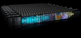 Resultado de imagen de ordenador cray titan